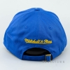 Mitchell & Ness Team Logo Low Pro Strapback NBA - Golden State Warriors Blue