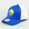 Mitchell & Ness Mesh Flex Trucker NBA - Golden State Warriors Royal