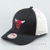 Mitchell & Ness Mesh Flex Trucker NBA - Chicago Bulls Black