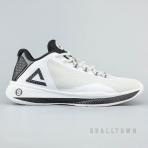 PEAK Basketball Shoes White/Black (E64323A)