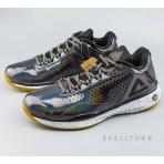PEAK Basketball Shoes Black/Silver Grey (E64323A)