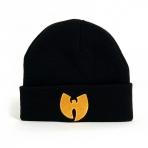 Wu-Tang Symbol Beanie black