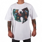 Wu-Tang GZA Liquid Swords T-Shirt white