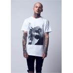 Mister Tee 2Pac F*ck The World Tee - white