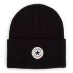 CONVERSE TALL CUFF WATCHCAP KNIT - BLACK
