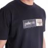 PELLE PELLE JUST THE LOGO T-SHIRT S/S BLACK