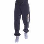 PELLE PELLE JUST THE LOGO SWEATPANT BLACK