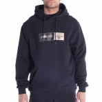PELLE PELLE JUST THE LOGO HOODY BLACK