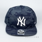 47 BRAND CAPTAIN CAP MLB NY Yankees