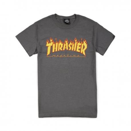 THRASHER FLAME CHARCOAL