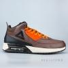 PEAK Winterized Shoes Chestnut Brown/Flame Orange E54207M