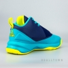 PEAK Basketball Shoes Robin Blue/Dk.Marine Blue E54161A