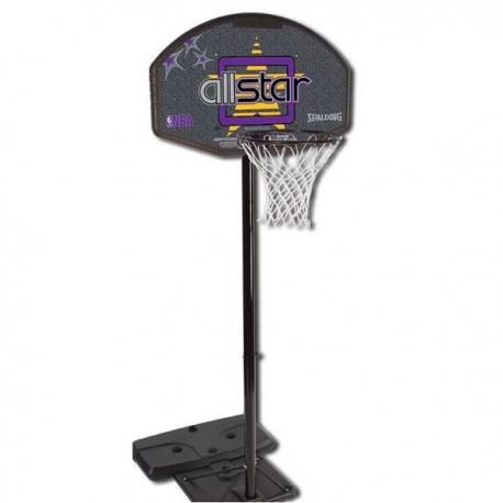 Spalding NBA All Star Logo Composite