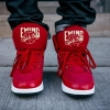 Ewing Athletic 33 Hi RED GOLD BLACK