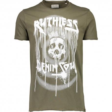 Shine Original Bradley Rutless & restless tee S/S