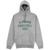 K1X Play Hard Basketball Hoody Grey Heather