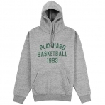K1X Play Hard Basketball Hoody Grey Heather