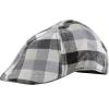 K1X Lumbercheck Duckbill Cap Black