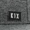 K1X Authentic Tag Snapback Cap Lot: 6X One Dark Grey Heather