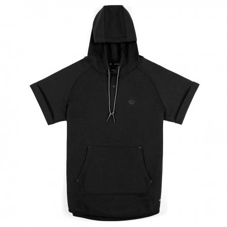 K1X Core Sprint Shortsleeve Hoody Black