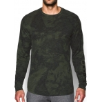 Under Armour Sportstyle LS Graphic Tee Black, Steel