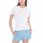 Vans Open Road Tshirt White-Evening Sand