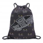 Vans Benched Novelty Backpack Black Cat