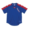 MITCHELL & NESS ALL STAR MESH V-NECK PULLOVER 2004 EAST BLUE