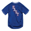 MITCHELL & NESS ALL STAR MESH BUTTON FRONT 2004 EAST BLUE