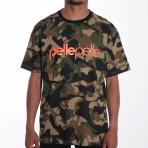 PELLE PELLE BACK 2 THE BASICS T-SHIRT WOODLAND