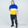 South Pole Anorak Fashion Hoody Royal
