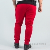 South Pole Anorak Fashion Fleece Pant Red