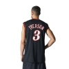 ADIDAS PERFORMANCE NBA INTL RETIRED JERSEY BLACK