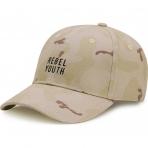 Cayler & Sons Black Label Rebel Youth Curved Cap