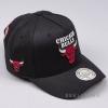 MITCHELL & NESS NBA EAZY SNAPBACK CHICAGO BULLS BLACK