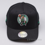 MITCHELL & NESS NBA EAZY SNAPBACK BOSTON CELTICS BLACK