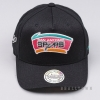 MITCHELL & NESS NBA EAZY SNAPBACK SAN ANTONIO SPURS BLACK