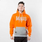 Mass DNM Master Sweatshirt Hoody Orange