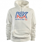 K1X track logo hoody