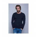 MZGZ Ashton Sweater Deep Blue