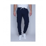 MZGZ Jogbox French Terry Sweatpant Deep Blue
