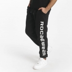 ROCAWEAR ROC BASIC FLEECE PANT BLACK
