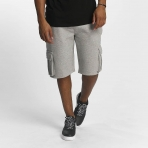 ROCAWEAR 90TH RETRO FLEECE SHORT GREY