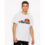 Ellesse Heritage Prado T-Shirt Optic White
