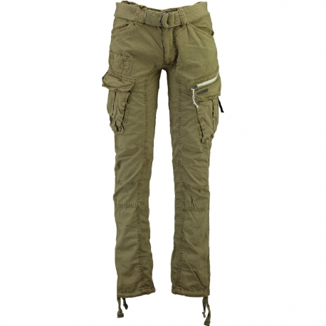 GEOGRAPHICAL NORWAY PALIUM PANTS BEIGE