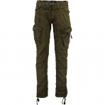 GEOGRAPHICAL NORWAY PALIUM PANTS KAKI