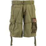 GEOGRAPHICAL NORWAY PARAGONE SHORTS KAKI