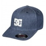 DC Shoes STRETCH FIT CAPSTAR TX DARK INDIGO