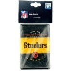 Sideline Collectibles Pittsburgh Steelers Fridge Magnet