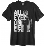 Amplified Tee Tupac All Eyes On Me White